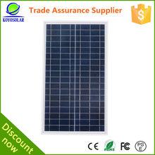 Polycrystalline 18v 150w solar panel price