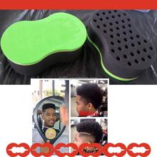 Green Dread HAIR Magic Twists sponge