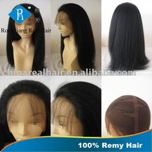 New Beauty Good Feedback Best Quality Kinky Straight african wig