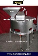 cassava roasting machine / garri fryer