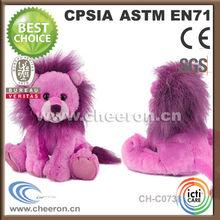 Factory stuffed sweet customized lion stuffed animals