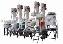 Combined Rice Processing Machinery (CTNM26B, CTNM26C)