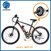 2 wheel motor bike folding electric mountain bike electric moped with pedals bike motor conversion, electric bicycle engine kit