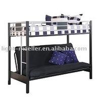 wrought iron children bed