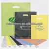 Custom design paramount die cut handle bags