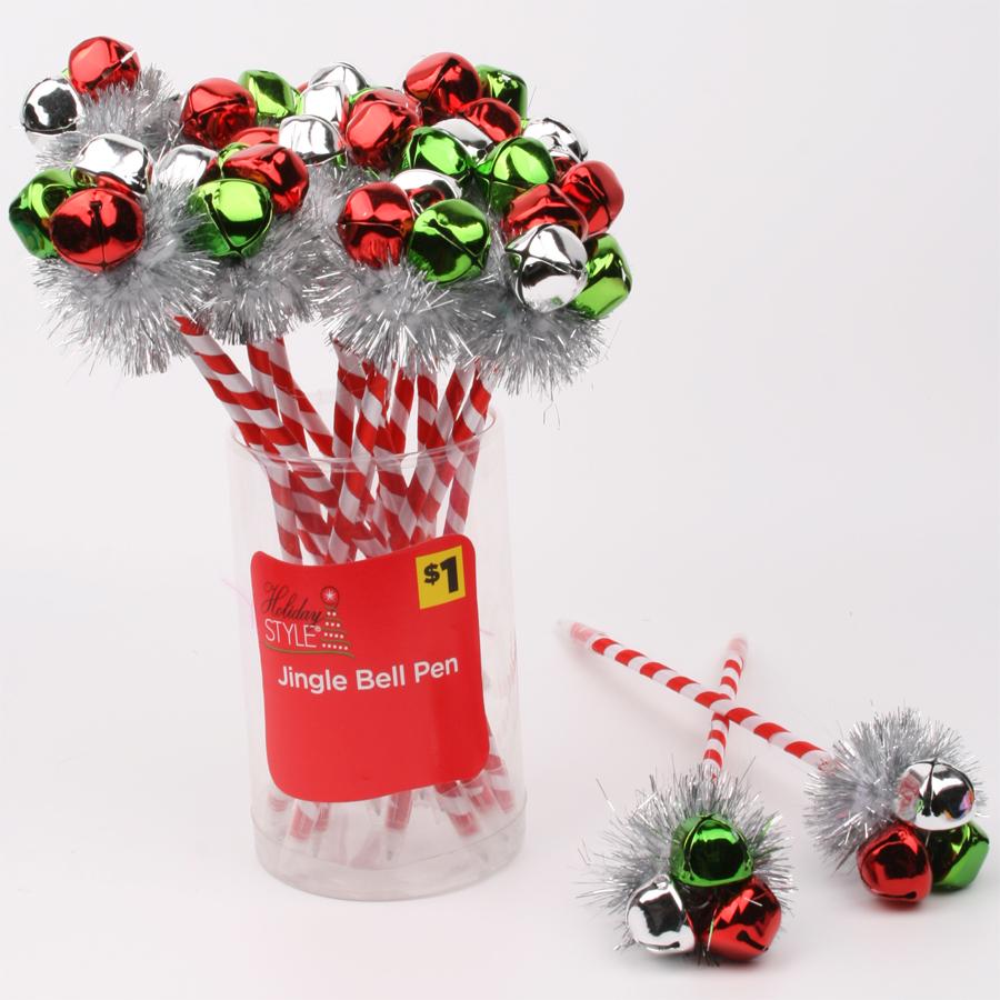 interwell bp241 jingle bell pen,christmas pen,xmas ball pen - buy