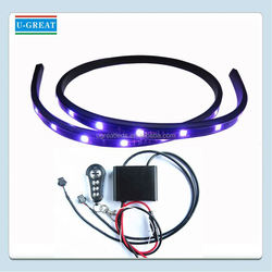 Advanced Million Color motorcycle led warning lights with great price