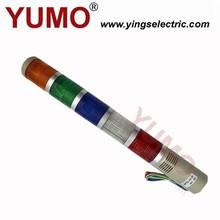 Manufacturer SPT5 5 color 24V safety LED signal tower light industrial lighting Warning Light led towers