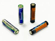 customer dry battery AAA R03 1.5V