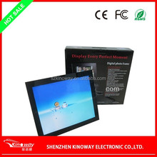alibaba express hot new products for 2015 1080P HD 20 inch digital photo frame with factory price