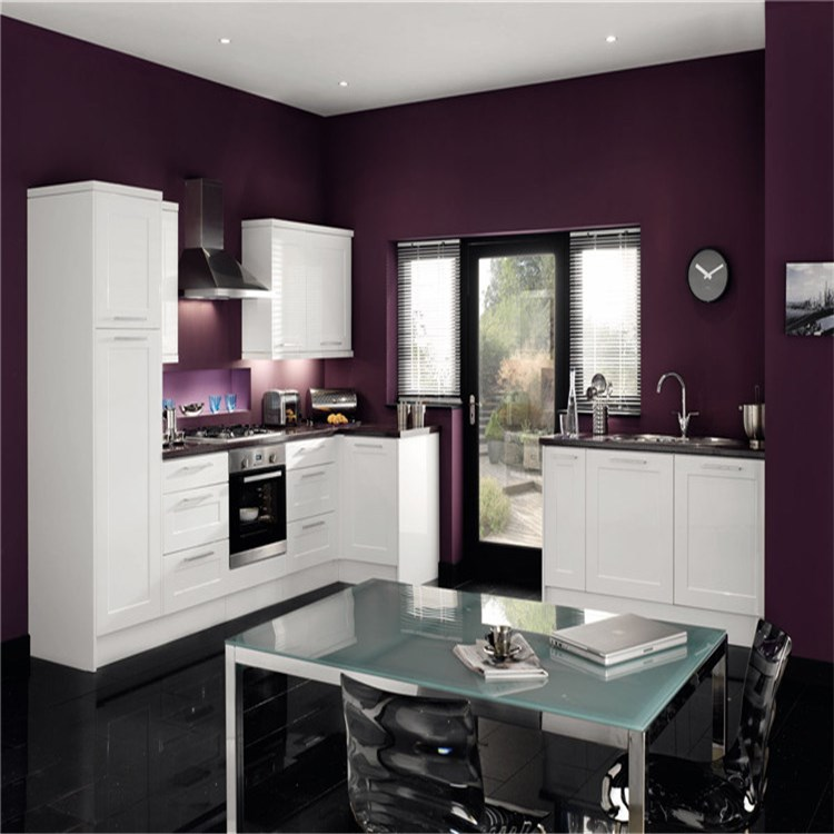 Modern complete kitchen cabinets sets sales buy kitchen for Full set kitchen