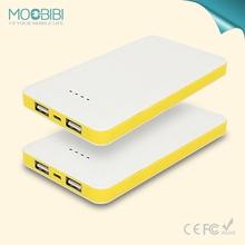 USB /Micro USB power bank mobile phone battery charger