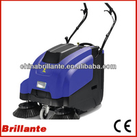 BRILLA-P100 AND P100A MANUAL FLOOR SWEEPER MACHINE
