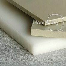 Discount 2015 new style natural white bulk polypropylene for chemical vacuum forming
