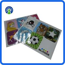 Waterproof UV Resistant Printing Self Adheisve Pvc label,Custom Printed PVC label