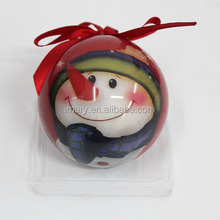 World Most Popular Christmas Decoration Balls Best Quality Made in China