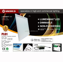 New hot selling 2x2 LED panel recessed ceiling LED low voltage light