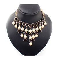 SN155 NEW hot sale European jewelry Cone necklace colorful women's fashion new arrival 2015 necklace