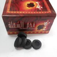 beat quality natural wood shisha charcoal black charcoal for hookah