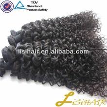Never Tnangle & No Shedding Natural Color Virgin Human Hair individual braids with human hair