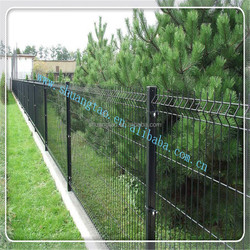 Professional production wire mesh dog fence