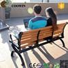 outdoor wood composite wpc bench