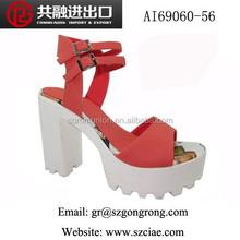2015 hot fashion high heel summer shoes women sexy sandals super quality pu high heels sandals pumps!