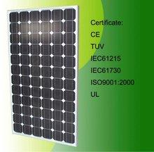 75w monocrystalline solar panels in China