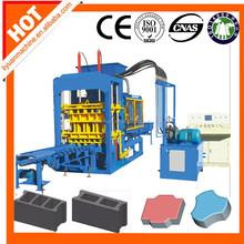 QT6-15 landscaping paver block machine