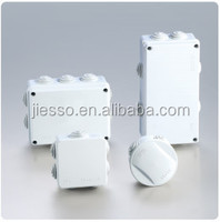 PVC Waterproof junction box , plastic waterproof electrical junction box
