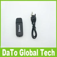 Mini 3.5mm USB Wireless Bluetooth Car Audio Music Receiver Adapter