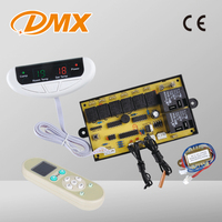 hot universal temperature control cabinet digital air conditioning system for floor standing air conditioners