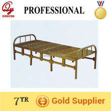 military design! 6 folding bed for army.strong folding bed