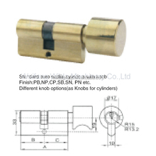 High quality Lock,Door & Window of Lock,Standard euro profile cylinders with knob