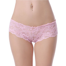 2015 Various flower lace sexy large size newest women sex panty