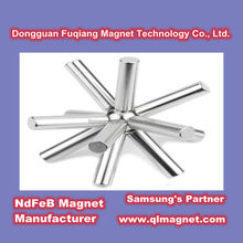 cylinder/ball ndfeb magnets for hot sale (M,H,UH,SH,EH)