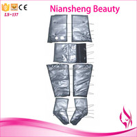 OEM Air Pressure Far Infrared Body Slimming And Body Detox Suit, Lymphatic Machines Skin Lifting Machines