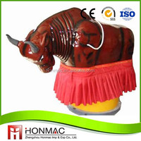 Best price inflatable bull riding machine for adults