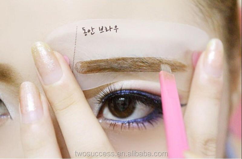Waterproof Eyebrow Pencil OEM Colors Rotating Eyebrow Pencil with Brush (2).jpg