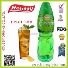 06 Export and import 500ml Chinese organic natural slim green tea