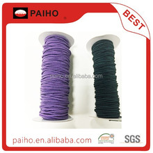 Apperal Colorful Braided round Elastic Band