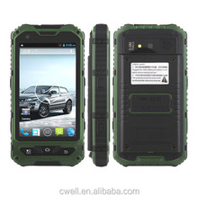 China Wholesale hot sell Rugged mobilephone MTK 6572 1.2 GHz CPU dual sim 3g gps Dual core smartphone