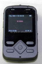 1080P Portable Pocket DVR With external hd camera