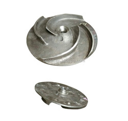 304 316 Stainless steel PUMP impeller -- sand casting