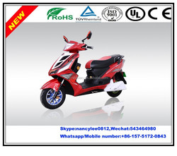 "16""1200W/1500W distributors/ 2 wheels electrial motorcycle/electrial scooter with blushness motor made in China,CE approval"