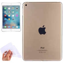 Hot Selling Transparent TPU Case for iPad Mini 4