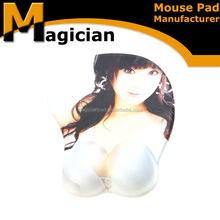 full sexy photo big boobs 3d beauty mouse pad