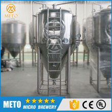 1000l Brewery equipment for beer brewing, turnkey beer brewing system, beer pilot brewing system