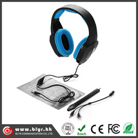 Wireless headsets microphones with Chat / Game volume control