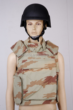USA Standard NIJ Level IIIA good price body armor vest for military and security